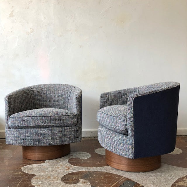 Swivel Chair (Pair)