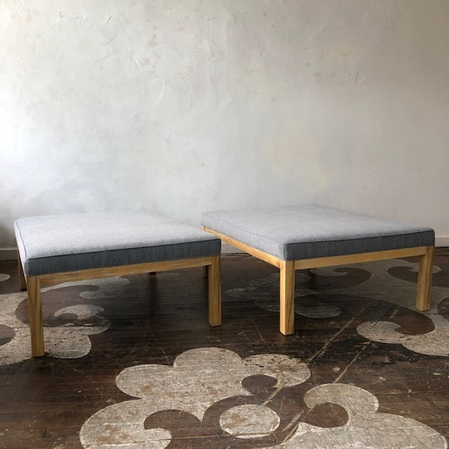 Square Frame Bench