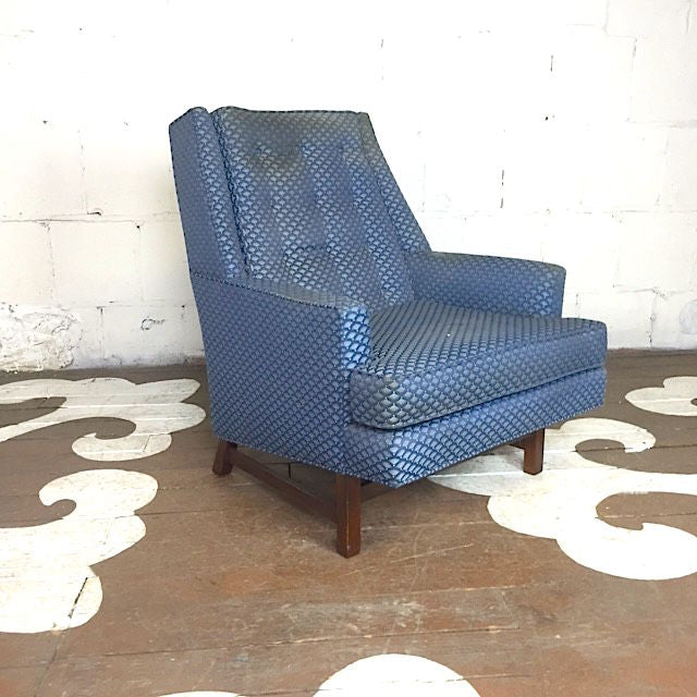 Mid-Century Modern Club Chair