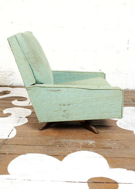 Rock & Swivel Vintage Chair