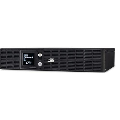 W Box Technologies 0E-RCKMT1500 BATTERY BACK UP 1500VA/1050W, LINE INTERACTIVE UPS