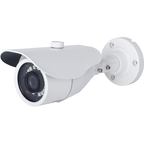 W Box Technologies 0E-HDB1MP36 1MP IR Outdoor Bullet Camera, Supports TVI, CVI, AHD, 960H Applications