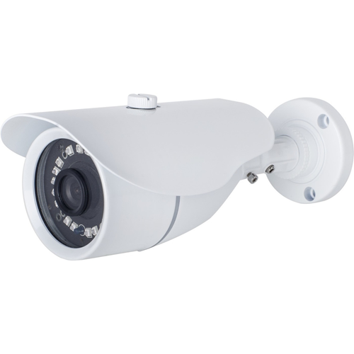 W Box Technologies 0E-13BF36 1.3MP IR 3.6MM IP67 H.264 Bullet Camera
