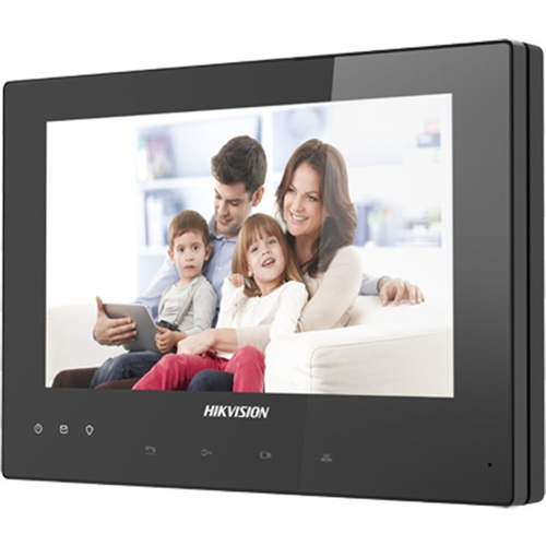 "Hikvision DS-KH8340-TCE2 7"" Indoor Color Touchscreen Video Intercom Station (2-Wire)"