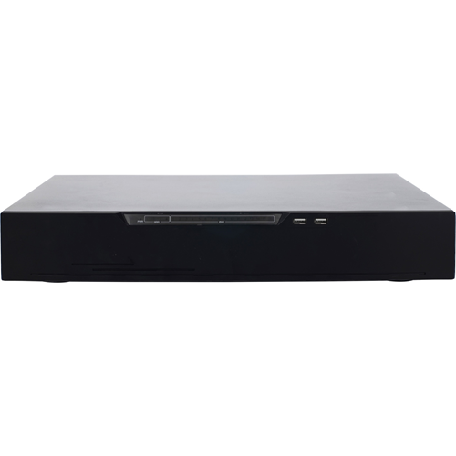 W Box Technologies 0E-16CNVRNG2 16CH/16 POE H.265 NVR (2TB HDD Included)