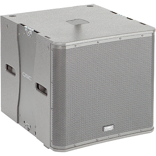QSC KLA181 Line Array Subwoofer (White) KLA181WH