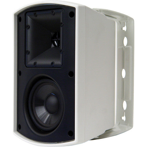 "Klipsch AW-400 4"" 2-Way All-Weather Speaker White"