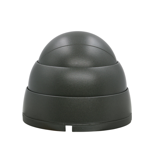 Silarius SIL-VDT5MPDG 5MP Dome Turret camera - 3.6mm lens - Dark Grey