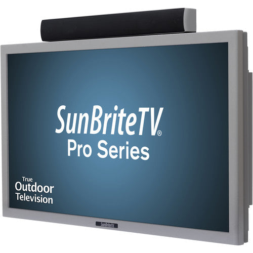 "SunBriteTV SB-4217HD-SL Pro Series Direct Sun Outdoor TV - 42"" (Silver)"