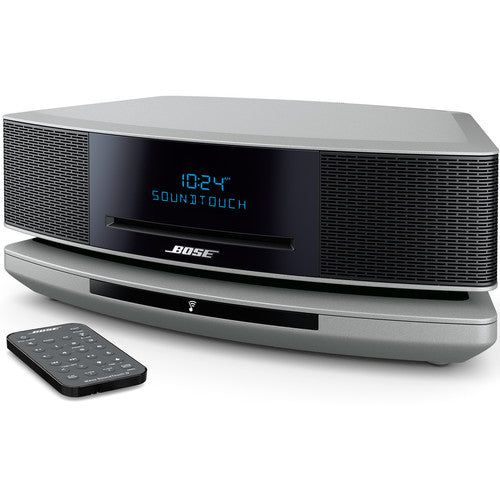 Bose 738031-1310 Wave SoundTouch Music System IV (Platinum Silver)