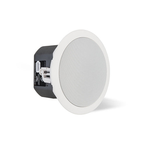 Klipsch IC-400-T In-Ceiling Loudspeaker (Pair, White)