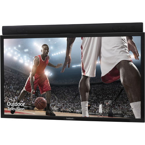 "SunBriteTV SB-4917HD-BL Pro Series Direct Sun Outdoor TV - 49"" (Black)"