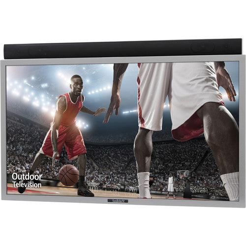 "SunBriteTV SB-4917HD-SL Pro Series Direct Sun Outdoor TV - 49"" (Silver)"