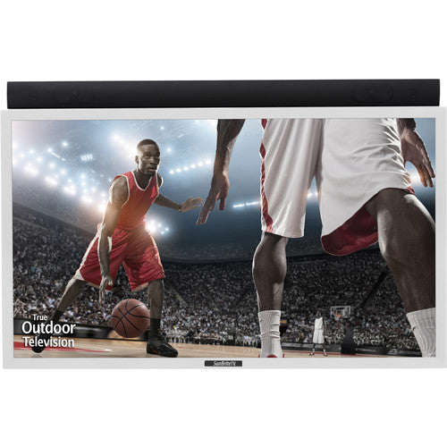"SunBriteTV SB-4917HD-WH Pro Series Direct Sun Outdoor TV - 49"" (White)"