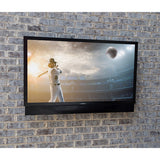 SunBriteTV SB-AW-SNDBR-M-B All-Weather 2-Channel Passive Soundbar - 49.5""
