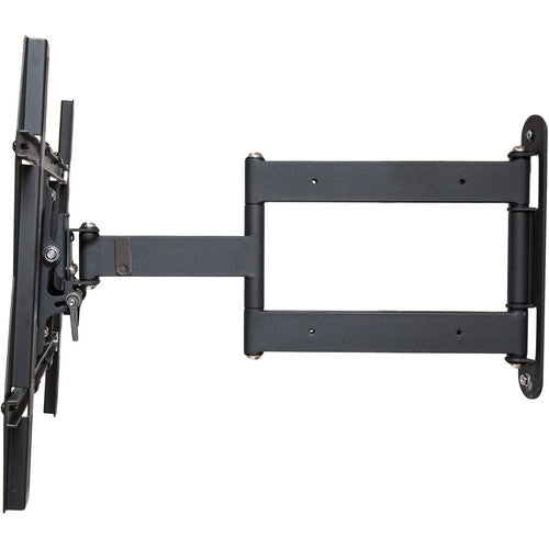 "Sunbrite SB-WM-ART1-M-BL Single Arm Articulating Mount 43-65"" Panels - Black"