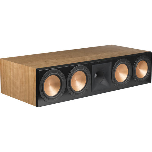 Klipsch RC-64-III Reference RC-64 III 2.5-Way Center Channel Speaker (Natural Cherry)