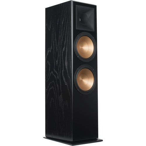 Klipsch RF-7-III 2-Way Floorstanding Speaker (Single, Black Ash)