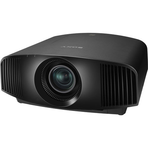 Sony VPL-VW295ES HDR DCI 4K SXRD Home Theater Projector (Black) VPLVW295ES-BK