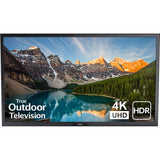 SunBrite SB-V-65-4KHDR-BL Veranda Series Full-Shade 4K HDR UHD Outdoor TV - 65""