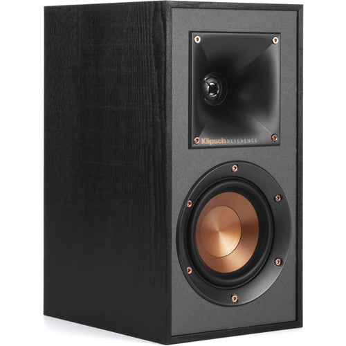 Klipsch R-41M Reference Series 2-Way Bookshelf Speakers (Pair)