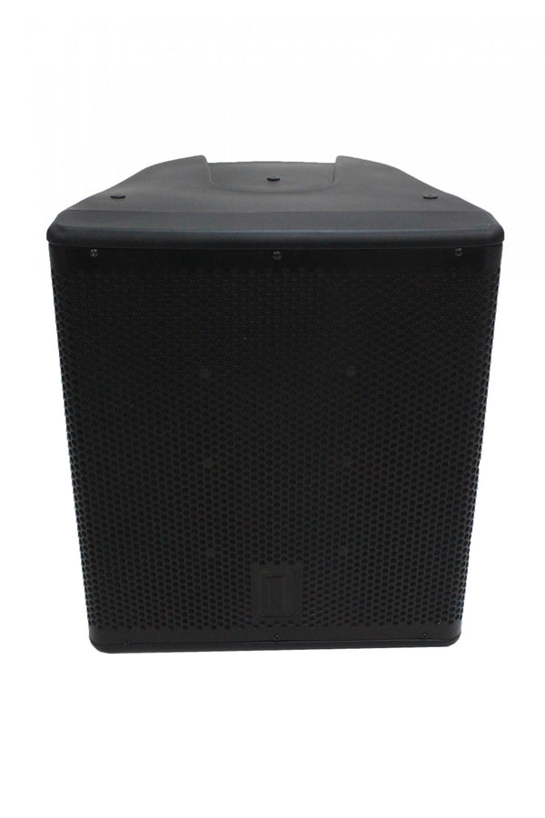 One Systems 118/HSB-Black 18inch Direct Weather Subwoofer System Black