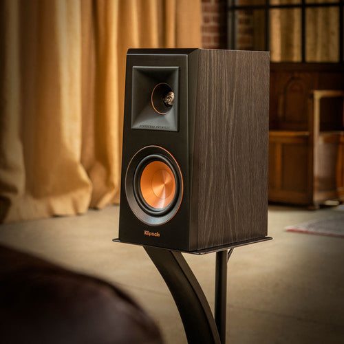 Klipsch Reference Premiere RP-600M 2-Way Bookshelf Speakers (Ebony, Pair)