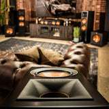 Klipsch Reference Premiere RP-500SA 2-Way Dolby Atmos Elevation/Surround Speakers (Ebony, Pair)