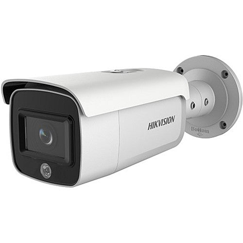 Hikvision AcuSense DS-2CD2T46G1-4I/SL 4MP Outdoor Network Bullet Camera with 4mm Lens