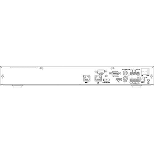 Bosch DDN-3532-200N00 DIVAR Network 3000 32-Channel NVR (No HDD)