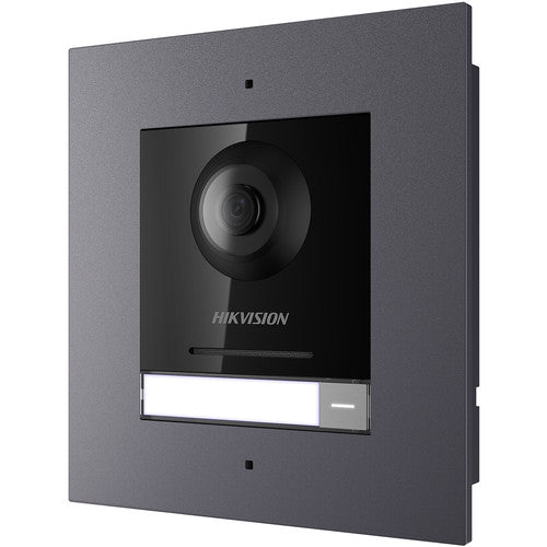Hikvision DS-KD8003-IME1/FLUSH Video Intercom Module Door Station with Flush Mount