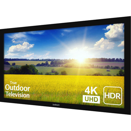 SunBrite™ SB-P2-65-4K-BL Pro 2 Series Full Sun 4K UHD 1000 NIT Outdoor TV - 65""