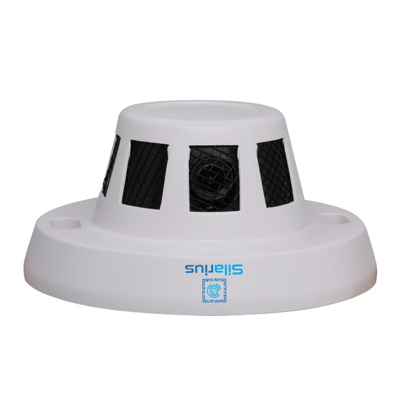 Silarius SIL-SMOKESPY5MP 5MP Smoke Detector Camera