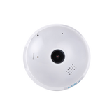 Silarius SIL-FISHBULB3MP 5MP WiFi, bulb fish-eye Camera,  app (IC See) , TF card, 2-Way Audio , app can switch bulb on - 1.29mm lens