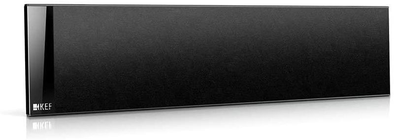 KEF T301C UltraThin Center Speaker - Black (Each)