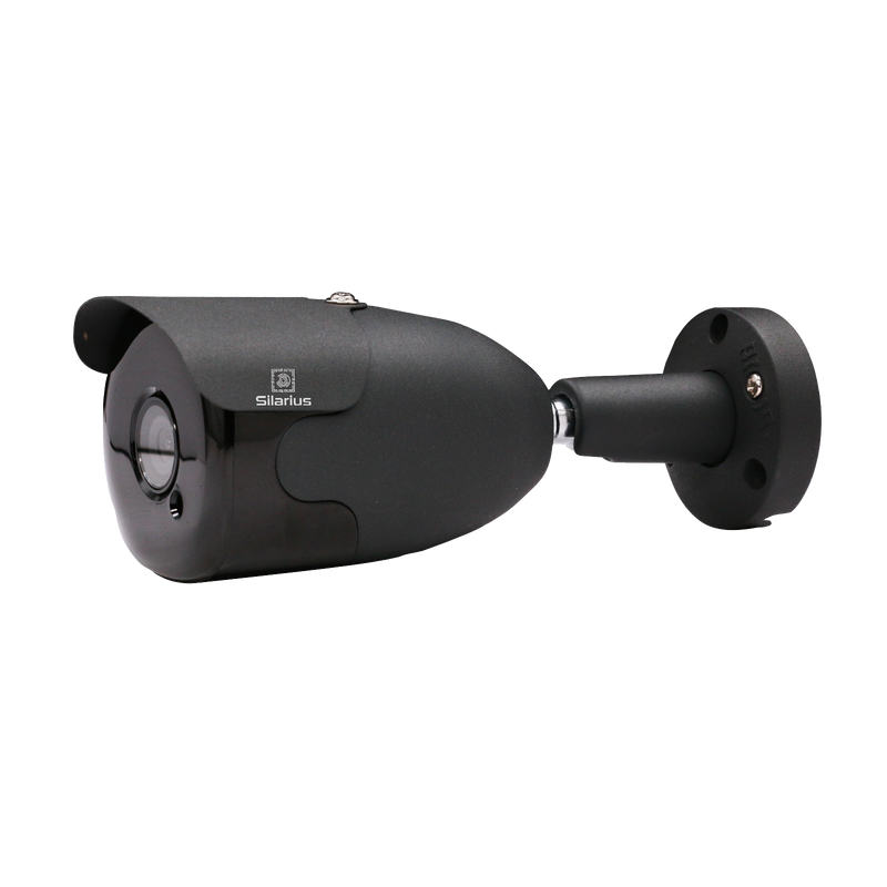 Silarius SIL-VB5MPDG 5MP Bullet Camera - 3.6mm Dark Grey