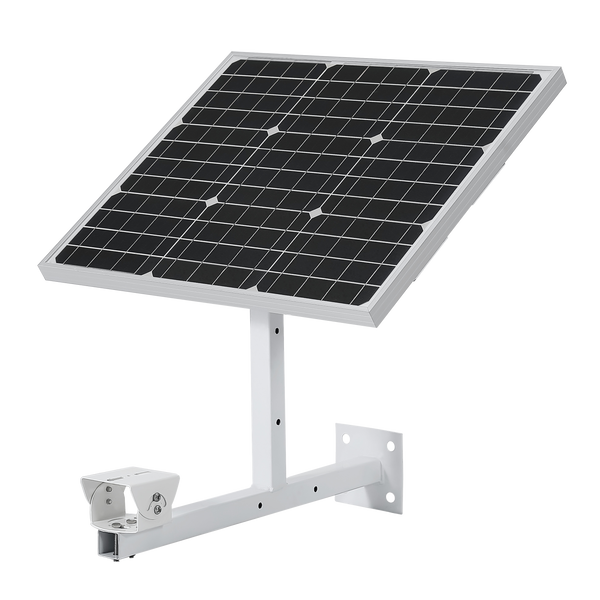 Silarius SIL-SOLARB5MP4G60W40AH Bullet 5MP WiFi/3G/4G camera with Solar Panel Power: 60W 40AH app (CamhiPro app)