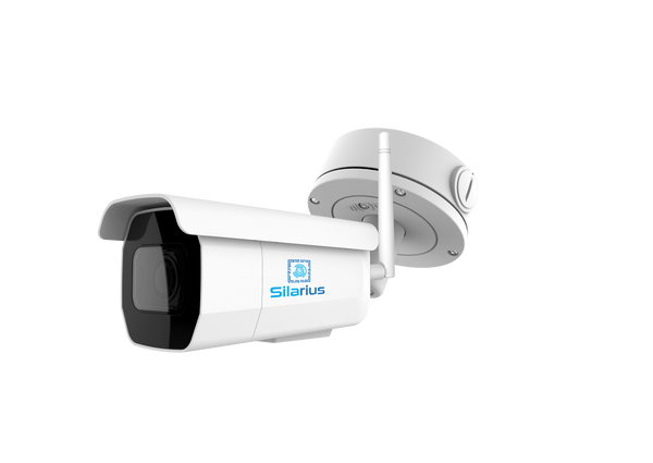 Silarius SIL-LB5MP36WIFI Outdoor IP67 WiFi Bullet 5MP, 3.6mm lens