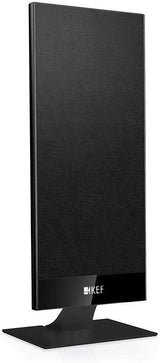 KEF T101 Ultrathin On-Wall Speaker - Black (Pair)