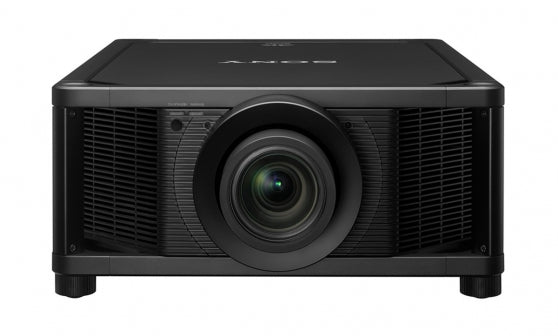 Sony VPL-VW5000ES 4K SXRD Home Cinema Projector with laser light source and 5000 lumen brightness