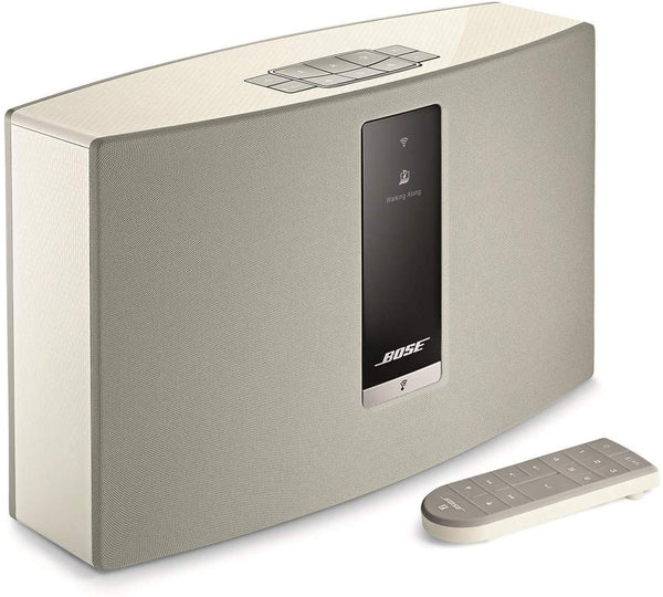 Bose 738063-1200 SoundTouch 20 Series III wireless music system (white)