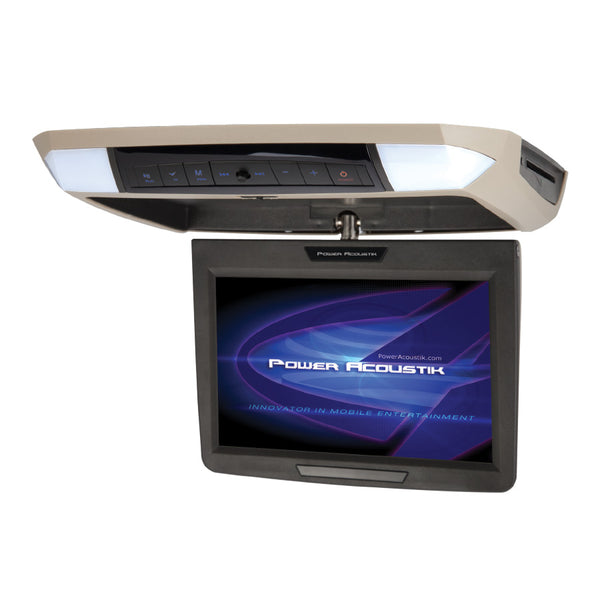 "Power Acoustik PT-110CM Ceiling Mount 11.2"" LCD Monitor"