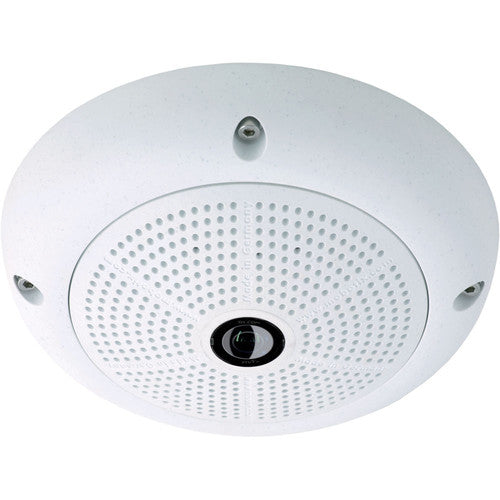 MOBOTIX Mx-Q26B-6N016 6MP Outdoor Network Dome Camera with Night Sensor and B016