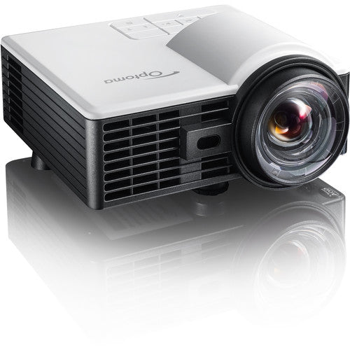 Optoma Technology ML1050ST+ 1000-Lumen WXGA DLP Pico Projector
