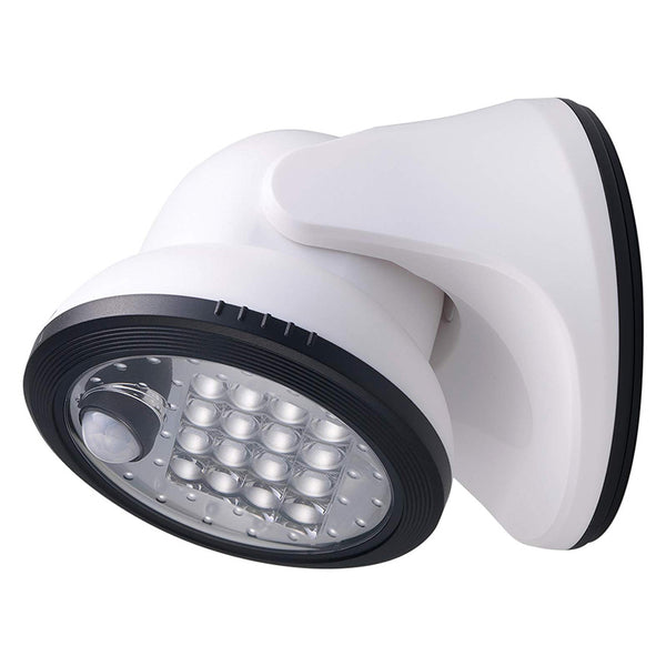 Light IT! 20038-108 Ultra Bright LED Porch Light, 400 Lumens