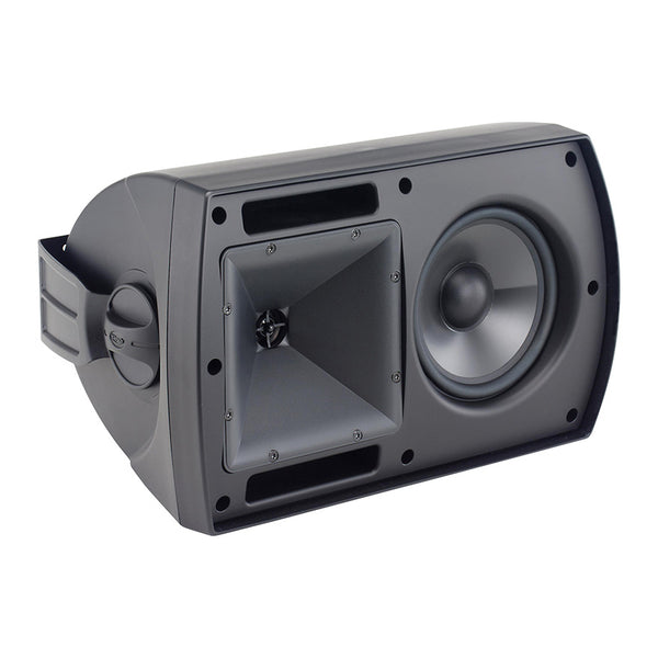 "Klipsch® AW-650 6.5"" Two-Way All-Weather Speaker (Black)"