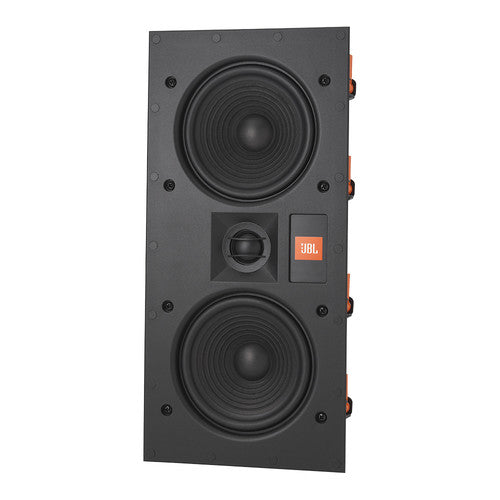 "JBL Arena 55IW LAE5I Architectural Dual 5.25"" 2-Way In-Wall Center Loudspeaker"