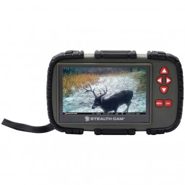 Stealth Cam STC-CRV43X 720p Touch-Screen SD™ Card Viewer