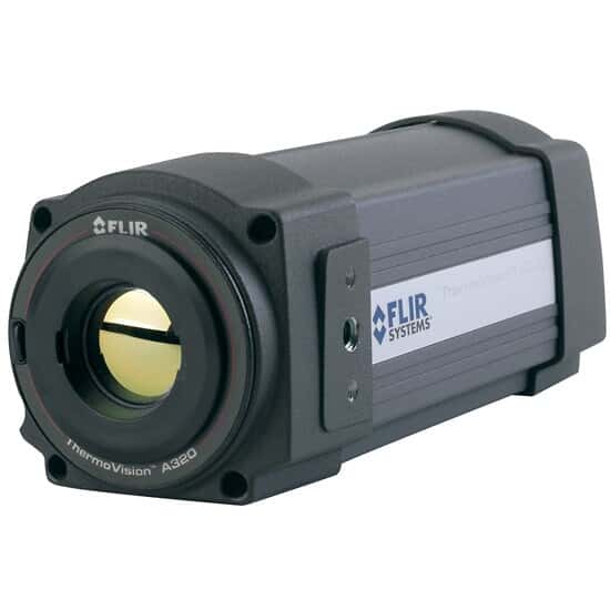 FLIR By Dahua A315 Automation Thermal Camera (320 x 240), F=18mm and 25 Deg Lens