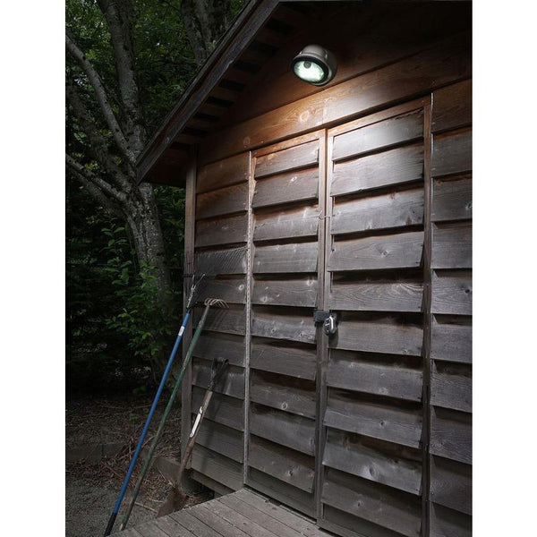 Light IT! 20034-108 Wireless 12 LED Porch Light, 275 Lumens